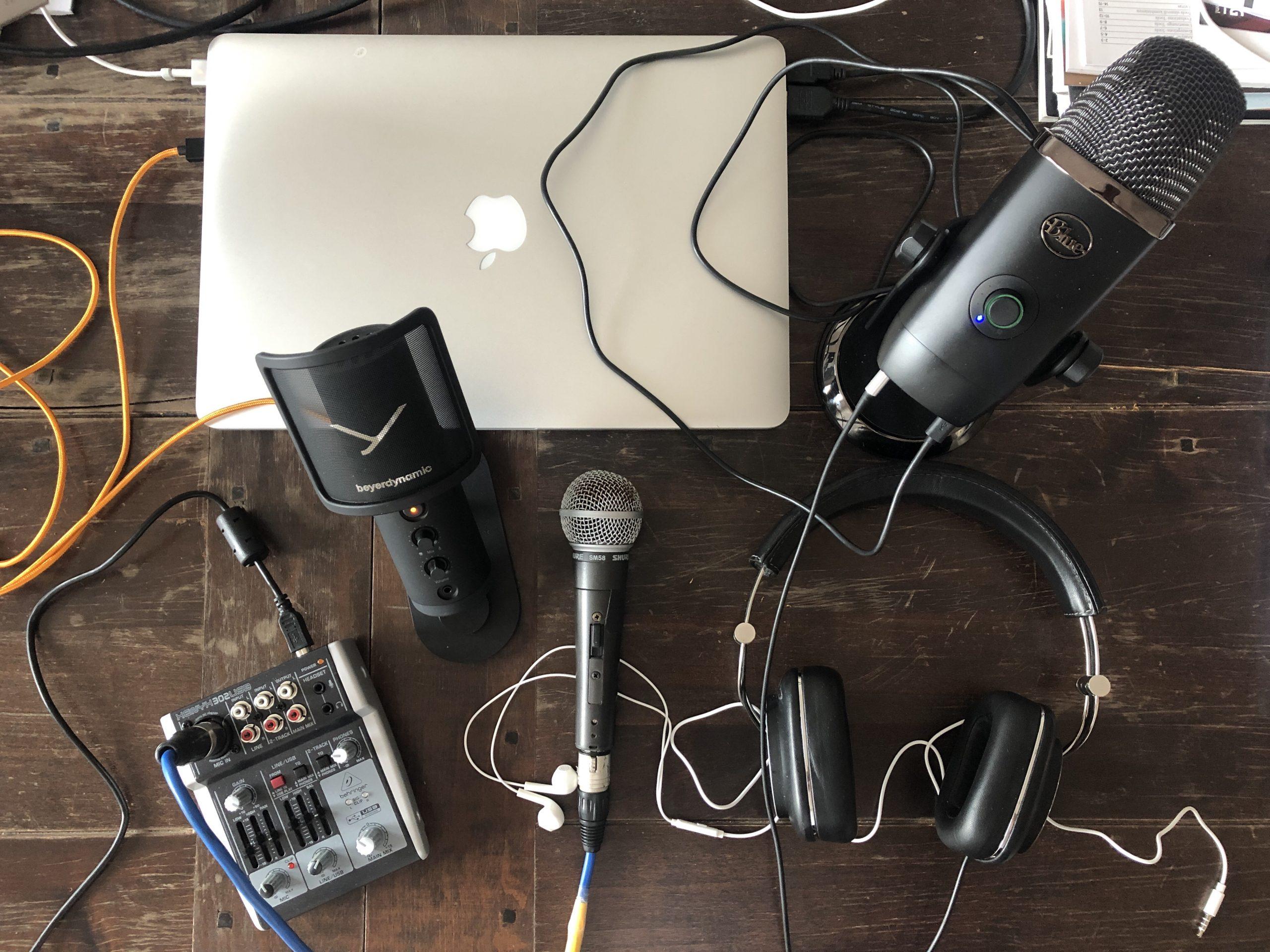 Mikrofone für Videokonferenzen